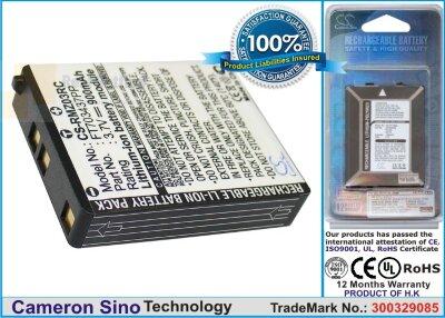 Аккумулятор CS-RMZ03RC для RAZER Mamba 3,7V 900Ah Li-ion