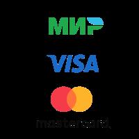 Оплата с карт Visa/MasterCard/МИР ArsenalPay