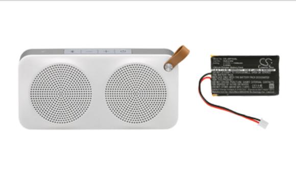 JVC SP-AD90. Разборка и замена батареи.
